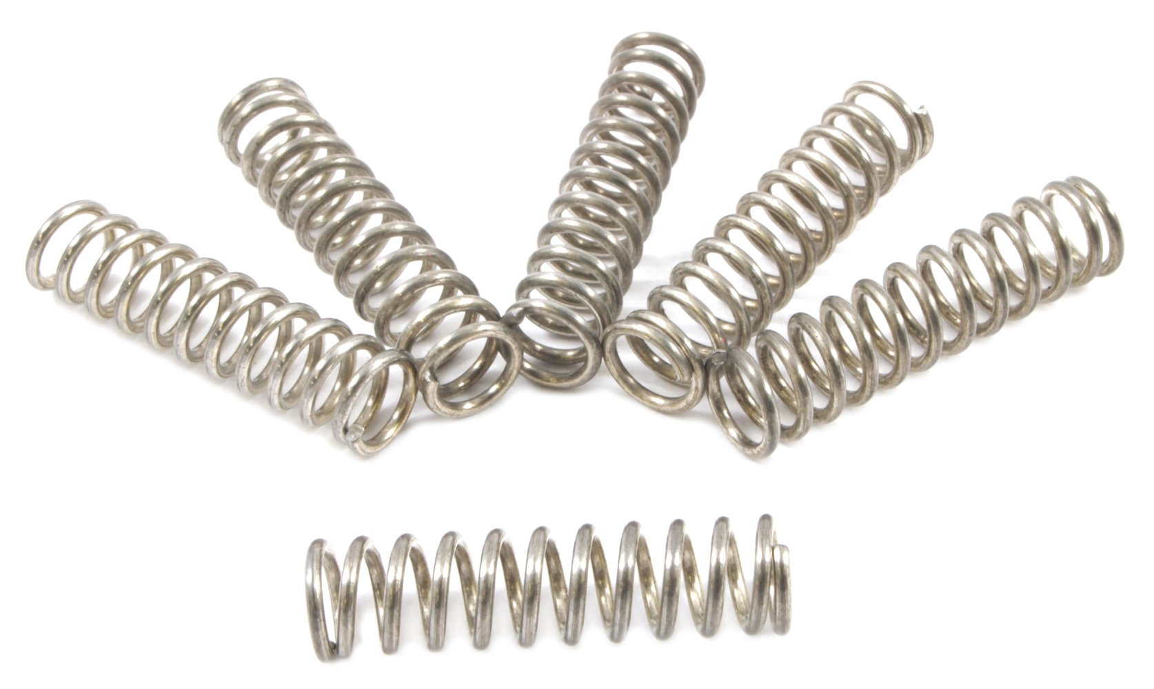 Forney 72610 Wire Spring Compression, 1/4-Inch-by-1-Inch-by-.035-Inch, 6-Pack