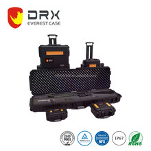 Ningbo everest EPC015 hard case waterproof plastic equipment case with foam
