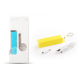 Power Bank 2600 mAh Portable External Battery Charger Pack promotional gift