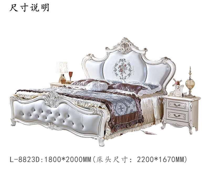 Preiswerte Schlafzimmer Möbel Schlafzimmer Set Möbel Holz König Größe  Europäische Luxus Antike Klassische Königliche Massivholz Schlafzimmer ...