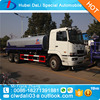 20cbm 6x4 right hand drive CAMC water tanker