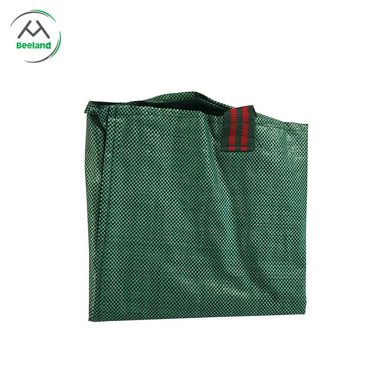China manufacturer excellent material square shape yard waste bag