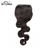 Large Stock Best Quality Factory Directly Indian Human Hair Lace Closure
