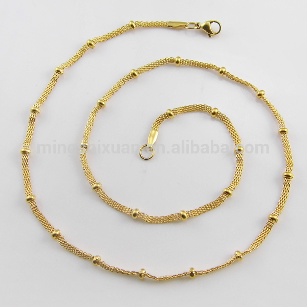 chain color men gold never new fade for top simple man library living curb latest flat colors livingston mm room design designer fashion quality chains designs