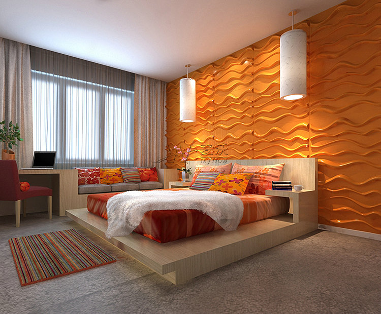 Soundproofing A Bedroom Wall stylish and smart ideas for soundproofing at home Wp 10 Eco Friendly Interior Decorative Soundproof 3d Covering Bamboo Fiber Wall