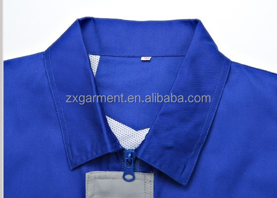 ZX soft Works Clothing High Quality work uniform