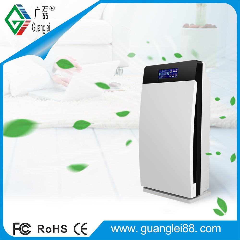 home domestic air cleaner ozone disinfection with anion function