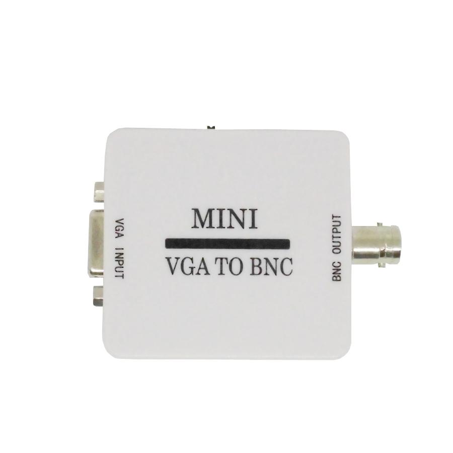Мини HD VGA в BNC видео конвертер коробка композитный VGA в BNC адаптер разговорный цифровой коммутатор коробка для HDTV монитора(Китай)