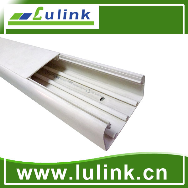 Slotted PVC cable trunking, Cable duct, Cable Conduit