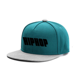 Custom Embroidery Logo Printed Snapback Hats Wholesale