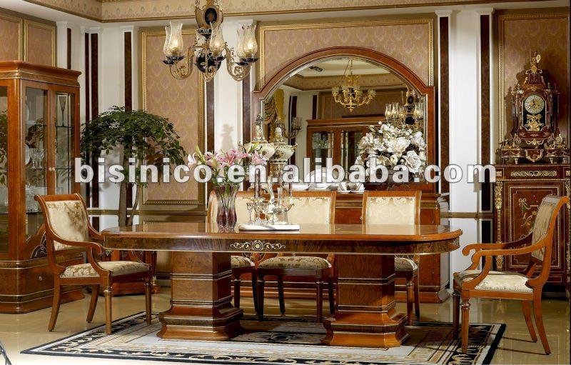 estilo americano de madera clsica casa comedor juego de muebles moq unidades