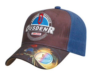 High Quality Custom Polyester Style Mesh Trucker Cap With Customized Embroidery Logo