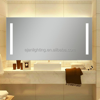 Ip44 Lighted Bathroom Mirror With Led Light