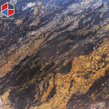 Magma gold granite tiles