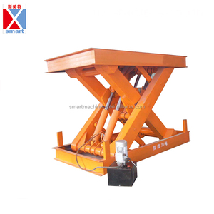 In Floor Car Lift, In Floor Car Lift Suppliers and