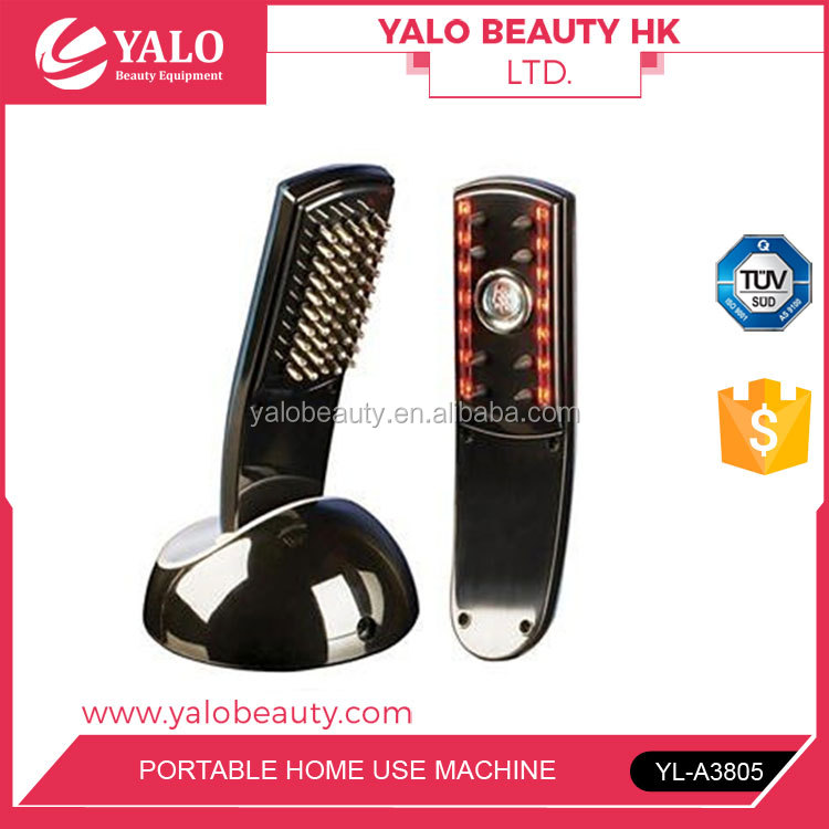Electric Ozone laser hair comb for hair growth