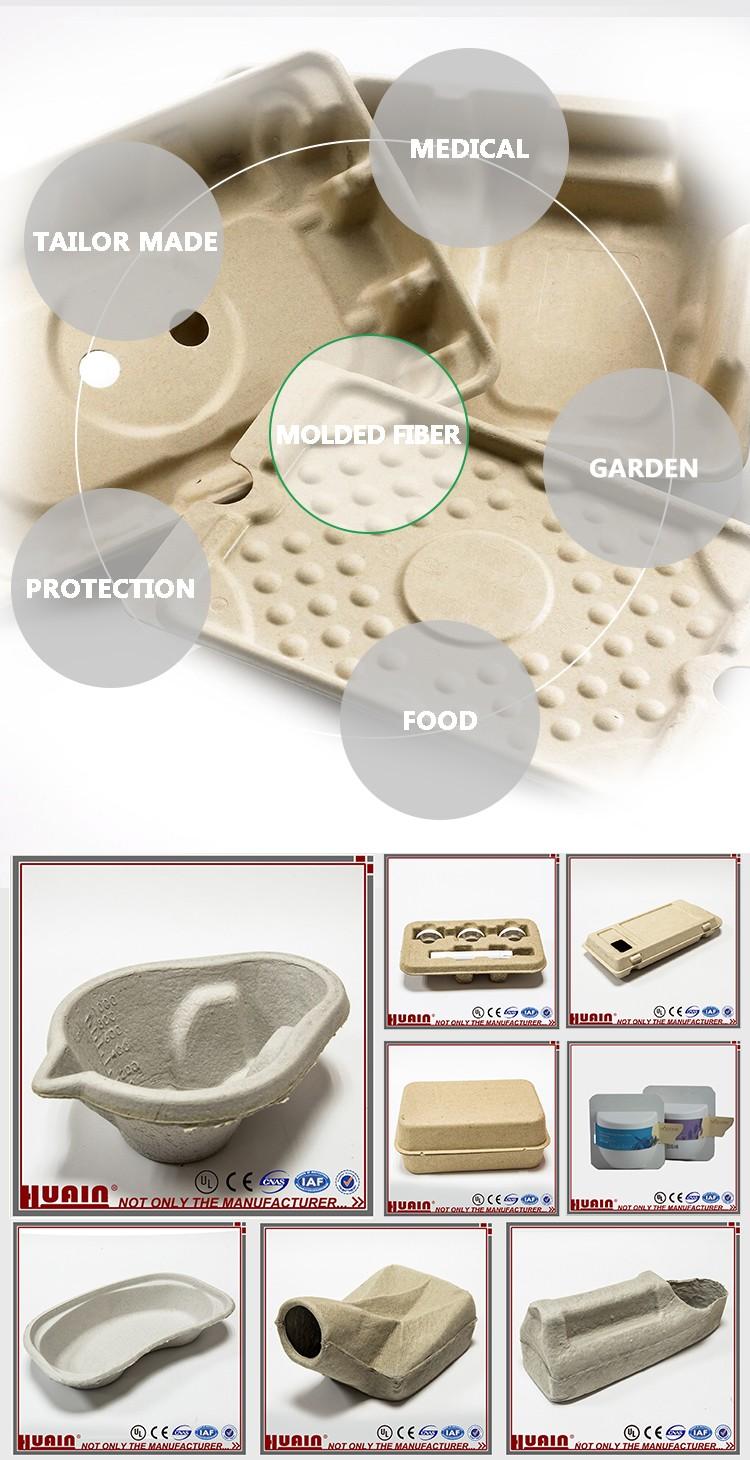Compostable Eco Friendly Pulp Pet Litter Boxes Buy Pulp