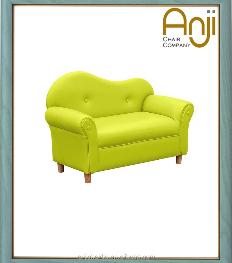 Kayu Lucu Mini Sofa Mewah Ruang Tamu Furniture Untuk Anak Anak  # Muebles Lapolar