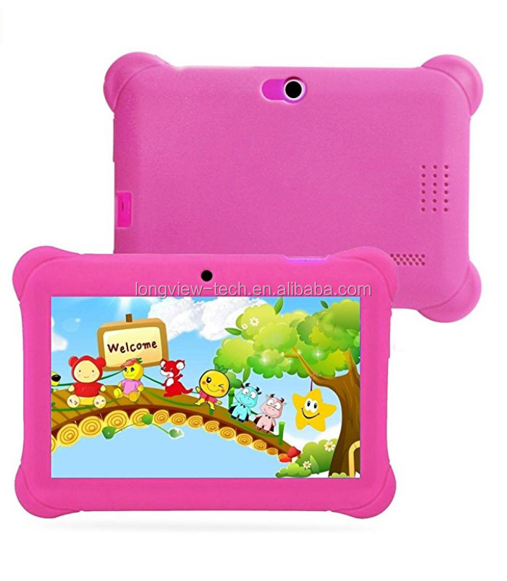 Kids <strong>tablet</strong> 7 inch Allwinner A33 Android Quad Core Writing Learning Playing