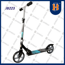 2015 Professional 200mm Alu deck folding adult mini pedal kick scooters with double suspension scooter suppliers ce gs approved