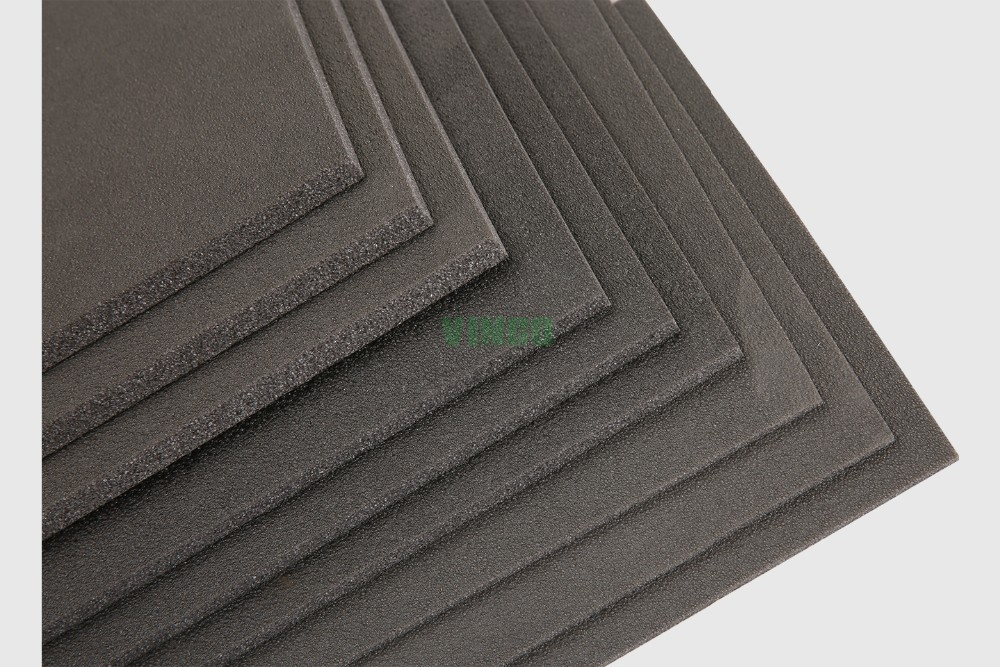 Sound Isolation Foam Shock Vibration Absorption Floor Mat