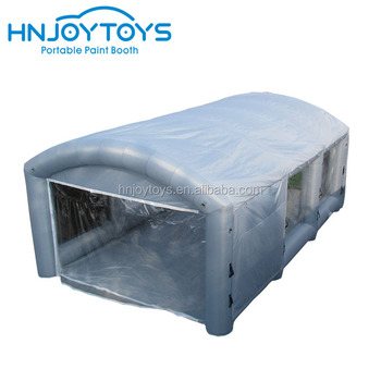 Hot Sales Car Used Outdoor Portable Spray Paint Booth For Sale