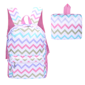 High Sierra Chevron Backpack Export Folding School Bags