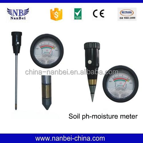 Soil Ph Testing Equipment Pointer Type Soil Ph Meter