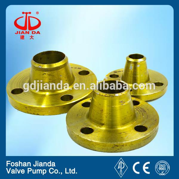 DIN carbon steel flange weight with low price