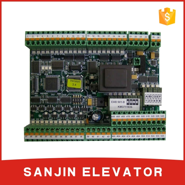 KONE escalator pcb KM3711815 , KONE escalator parts
