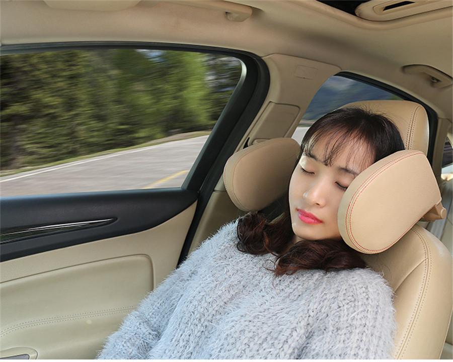 2019 QPACK パテント車のヘッドレスト枕