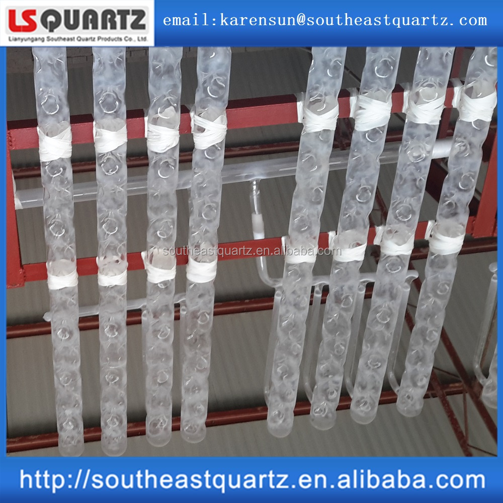 High purity quartz glass distillation equipment of sulfuric acid from Southeast Quartz