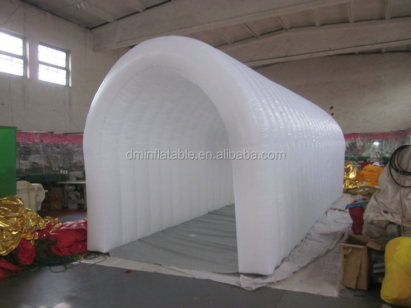 customized inflatable entrance tunnel white inflatable tunnel tent & Customized Inflatable Entrance TunnelWhite Inflatable Tunnel Tent ...