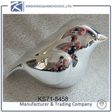Most popular custom craft bird porcelain decoration