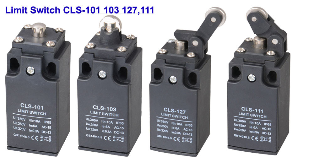 Omron Ecnomic Type Electrical Limit Switch Cls-111