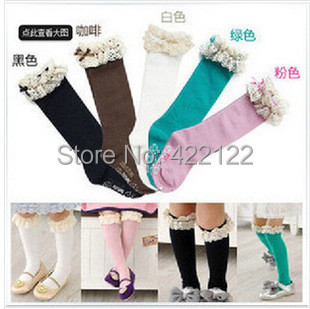 Warm soft cotton baby boys girls socks baby clothing accessories booties floor infant socks homewear 40pair