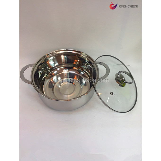 Masterclass premium cookware 18cm pressure cooker with glass lida mazon cooking pot