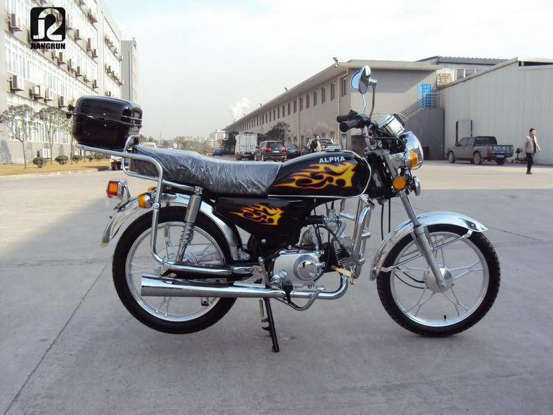 50cc Motorcycle /street Bike /jialing 70 Pedal Mopeds/super Pocket ...