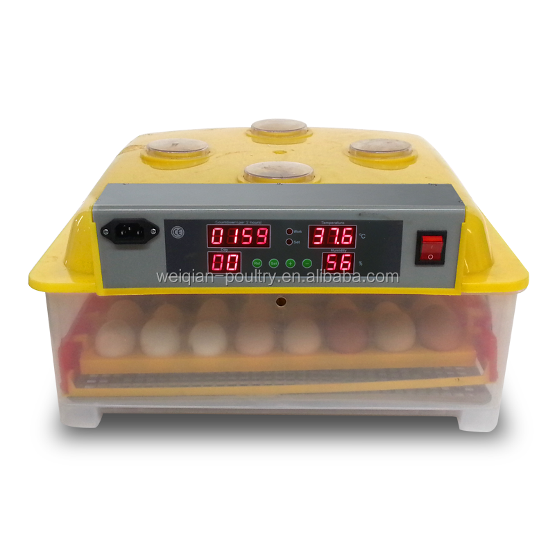 cheap price chicken egg incubator hatching machine 56 egg mini incubator