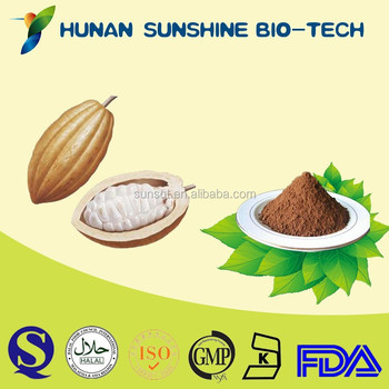 Free Sample 100% Pure Natural Chocolate Raw Material Cocoa Powder ...