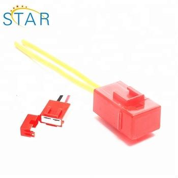 10a-100a 12v ceramic fuse unit/ fuse holder/fuse box