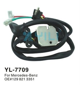 mercedes blower regulator, OE#129 821 3351