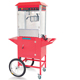 High Quality Industrial Popcorn Machines/Basketball Popcorn Maker/Industrial Popcorn Production Line
