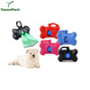 wholesale biodegradable compostable plastic poop dog print bag