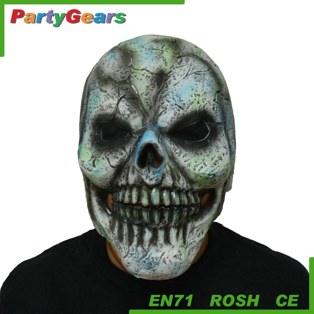 Design Your Own Online Skull Face Halloween Horror Mask Made For ...