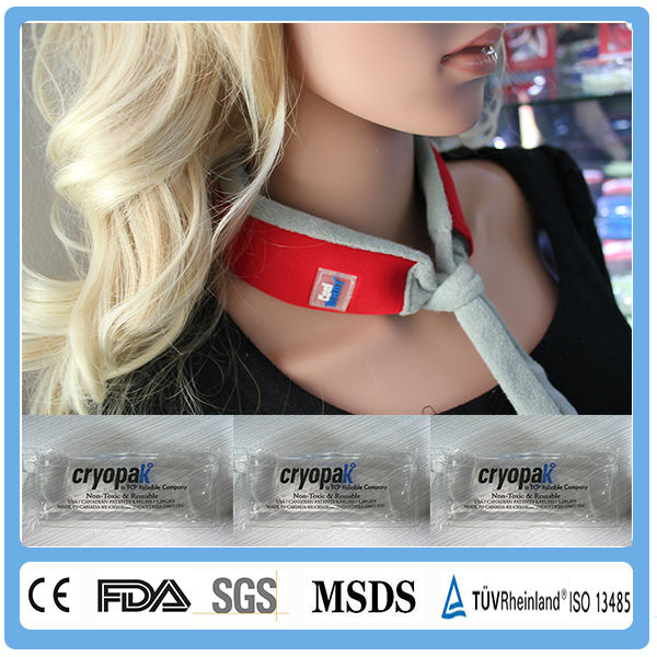 GEL HEAT PACK FOR NECK