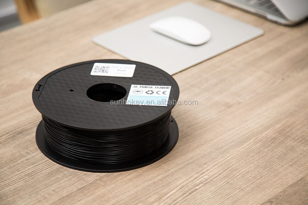 Conductive Black 1.75mm <strong>abs</strong> 3d printer filament