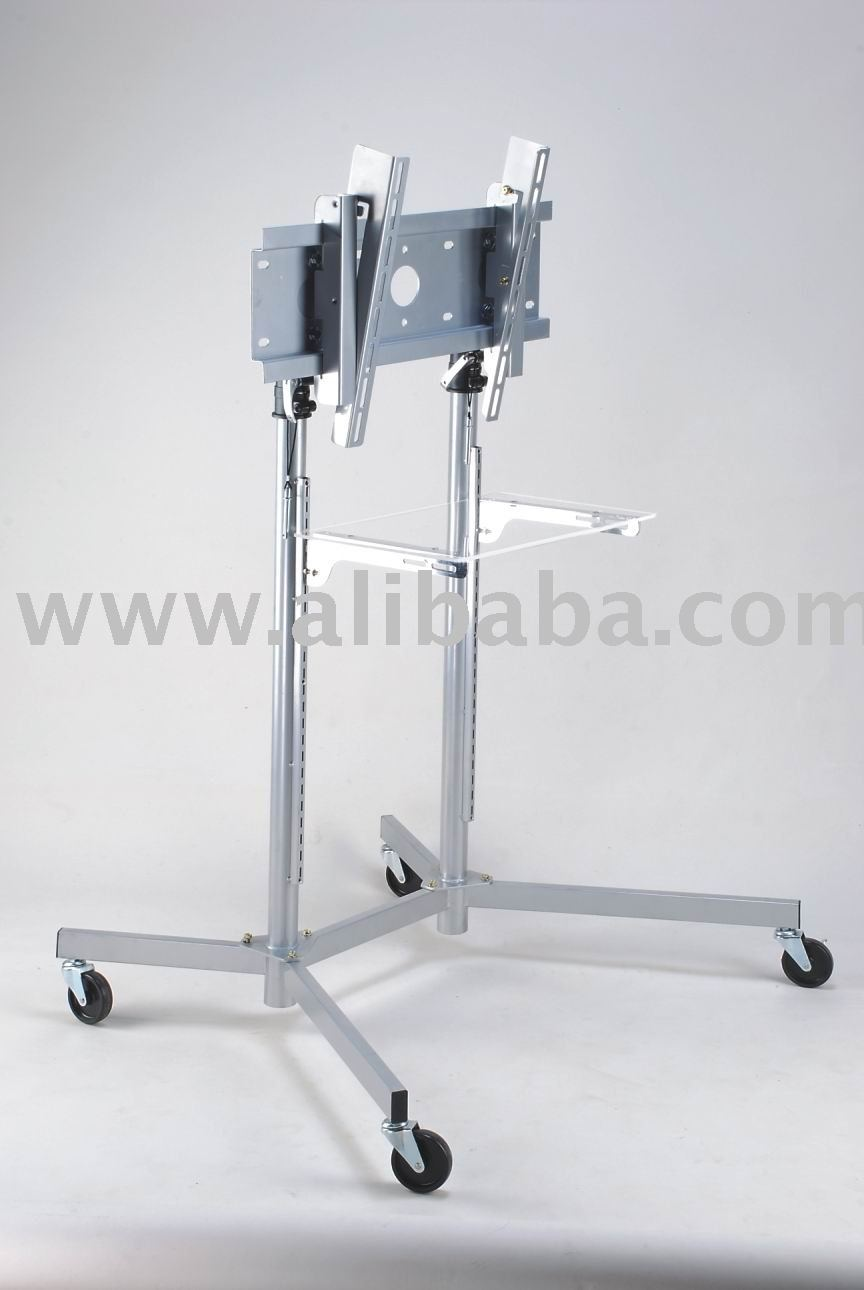 Lcd Tv Stand With Wheel Product On Alibaba