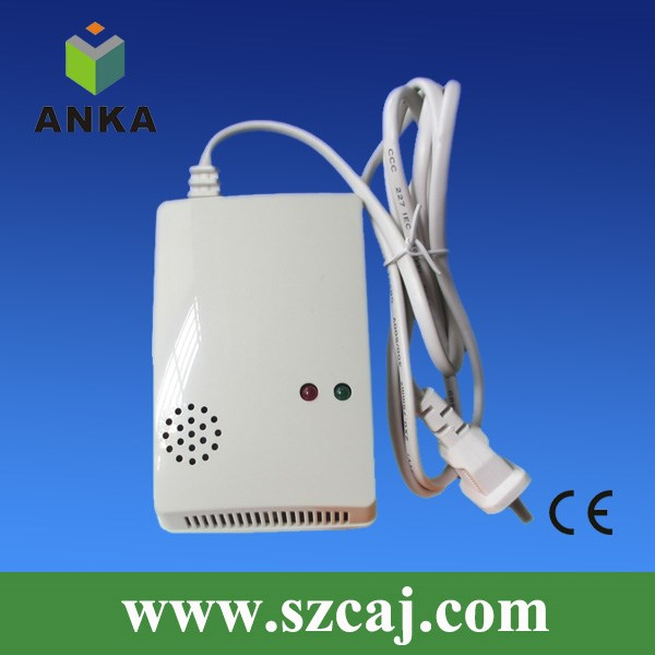 Wall mounted LPG/LNG portable gas leak detector price for alarm systerm