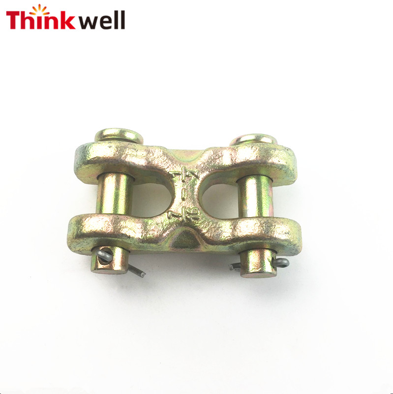 Thinkwell Forged Customized Galvanized Twin Clevis Link